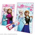OFFICIAL LICENSED DISNEY FROZEN FLEECE BLANKET ANNA & ELSA 100 X 150  KIDS