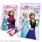 Official Disney© Frozen Fleece Blanket Throw Sisters Forever Princess Elsa Anna