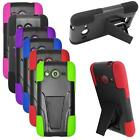 Phone Case For Samsung Galaxy Core LTE Hybrid rugged Cover with Kickstand