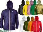 K-WAY Regenjacke Claude S M L XL XXL XXXL Windbreaker Jacke KWay K Way K000030