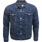 Levi Strauss Jean Denim Jacket Stonewash Blue Original