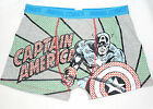 bnwt Marvel Comic character mens novelty Captain America boxers size S