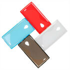 S-line Clear Silicone Protective Cover Case For DOOGEE DAGGER DG550 GFY