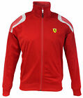 Puma Ferrari Mens Red Track Jumper Jacket (761471 02) U18