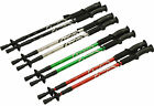 Pair of Telescopic Walking Poles Sticks Extending Adjustable Antishock Hiking