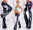 New Sexy Women's Designer Jeans Size 6-14 Popular Bootleg Stretch Pants Trousers