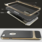 "Hybrid Shockproof Hard Bumper Soft Case Cover For Apple iPhone 6 4.7"" Plus 5.5"""