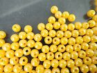 6mm 400pcs Iridescent Opaque Acrylic Lucite Plastic AB Loose Beads JU6334