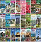 SUPER SLIM (Slimline) CALENDAR 2015 (Month to View) - Countries/Scenes Range