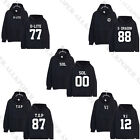 Bigbang GD TOP Cap Hoodie G-Dragon Unisex Sweater Hoody Sweatershirt New Style