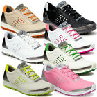 Ecco 2015 Womens Biom Hybrid 2 Waterproof Hydromax Yak Leather Golf Shoes