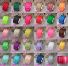 "25 Yards 3/2 ""(40mm) satin ribbons Wedding occasions decoration 29 color choose"