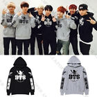 KPOP Bangtan Boys Cap Hoodie Sweater BTS Cap Unisex New Rap Monster Pullover