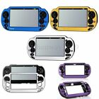 Protective Aluminum Cover Case Skin for Sony PS Playstation Vita PSVita PSV1000