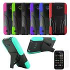 Phone Case For Huawei Tribute 4G LTE / Huawei Fusion 3 Rugged Cover Stand Flim
