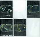 LOST REVELATIONS BLACK AND WHITE SINGLE CARDS