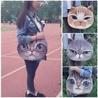 Lovely Women Lady Cat Single Shoulder Bag Shopping Bag Handbags 4 colors 1pcs Z