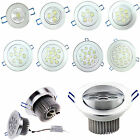 1W/3W/5W/7W/9W/12W/15W/18/ LED  Ceiling Recessed lights Downlight Bulb GI