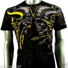 Artful Couture T-Shirt Viking Tattoo Rock AB63 Sz M L XL XXL Graffiti bmx Biker