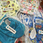 REUSABLE WASHABLE SWIM NAPPIES BY Cheeky wipes ONE SIZE 6-17KG