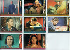 STAR TREK ORIGINAL SERIES 1 PROFILES CARD SINGLES