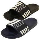 Mens Slide Mules Sandals Pool Beach Water Flip Flop Flops Sandal Shower Shoes
