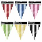 Stripes FLAG BANNER {12'} (Decoration/Birthday/Celebration)