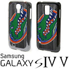 Florida Gators College Football Samsung Galaxy S4 S5 Plastic Phone Case New fg1