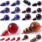 FREE SHIPPING ROUND BEADS,TAPER STONE TIBET GURU GEMSTONE 1 SET,JEWELRY MAKING