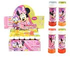 MINNIE MOUSE - BUBBLES (Choose Amount) Kids Party Bag Filler Loot Toys (Disney)