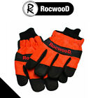 Chainsaw Protective Gloves ForAll Chainsaw Users, Select Your Size
