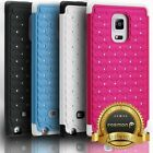 Bling Diamond Jewel Hybrid Case Cover For Samsung Galaxy Note Edge