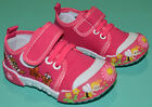 NEW Girls Star Canvas Shoes Fuchsia Toddler Size US 2,3,4,5,6,7