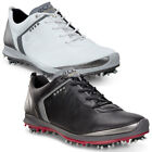 Ecco 2015 Mens Biom G2 Waterproof Gore-Tex Yak Leather Lightweight Golf Shoes