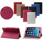 Flip Stand Leather Magnetic Case Cover Skin For iPad Mini 1 2 3 Retina Brand New