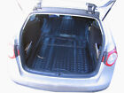 Volkswagen rubber boot dog mat tray or load liner pair bumper protector