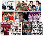 ONE DIRECTION 1D Mini AFFICHES Officiel 40x50cm Large gamme mural/chambre/bande