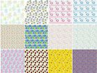 "Gift WRAP Rolls - 30"" x 5'(feet) - Wrapping Paper - New Baby Shower/Birthday"