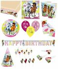 CHARMING HORSES Birthday PARTY ITEMS (Pony) Tableware Decorations & Balloons