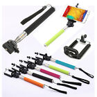 Handheld Monopod Selfie Stick for iphone 5 5S 6 6plus Cellphone Note 4 3 Camera