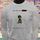 NEW BIGGIE Notorious B.I.G. CLASSIC READY TO DIE Mens White Long Sleeve T-Shirt