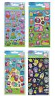 PEPPA PIG Small Foil STICKERS - Choice of Sheet (Reward/School/Craft) 017006.