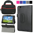 "Slim Leather Folio Stand Cover Case Accessory For Lenovo Tab 2 A7-10 7"" Tablet"