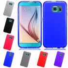 For Samsung S6 ACTIVE Frosted Matte TPU Flexible Thin Gel Cover Case