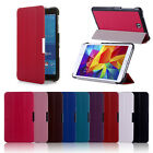 Leather Smart Case for Samsung Galaxy Tab 4 8.0' SM-T330 T335 Cover Hottest