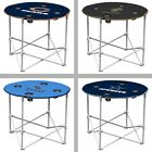 Choose Your NFL Football Team Portable Folding Polyester Round Tailgate Table