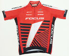 Focus XC Mountain Bike Team CYCLING SHORT SLEEVE JERSEY Made in Italy by GSG