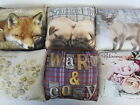CUF142086- Country Crafts Decorative Cushion- 6 Designs- Great Price!