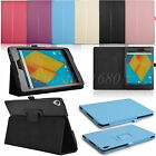 Ultra Thin Stand PU Leather Case Cover For New HTC GOOGLE NEXUS 9 (2014) UK