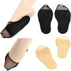 1 Pair Lace High Heel Shoes Anti-slip Pads Forefoot Support Insole Cushions New
